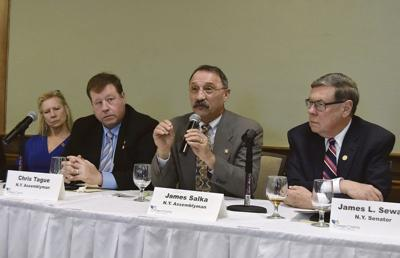 Local officials weigh in on State of the State at luncheon