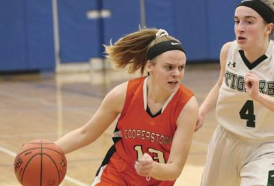 Coop girls beat Onondaga to return to section final