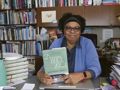 'Driving While Black' reveals personal story for author