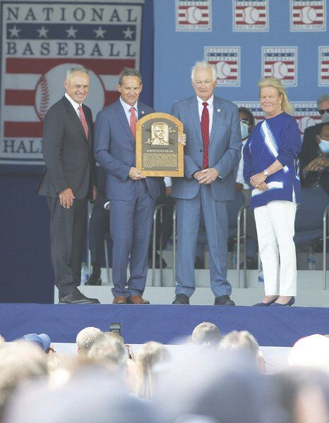 At long last, Class of 2020 takes their place in Cooperstown