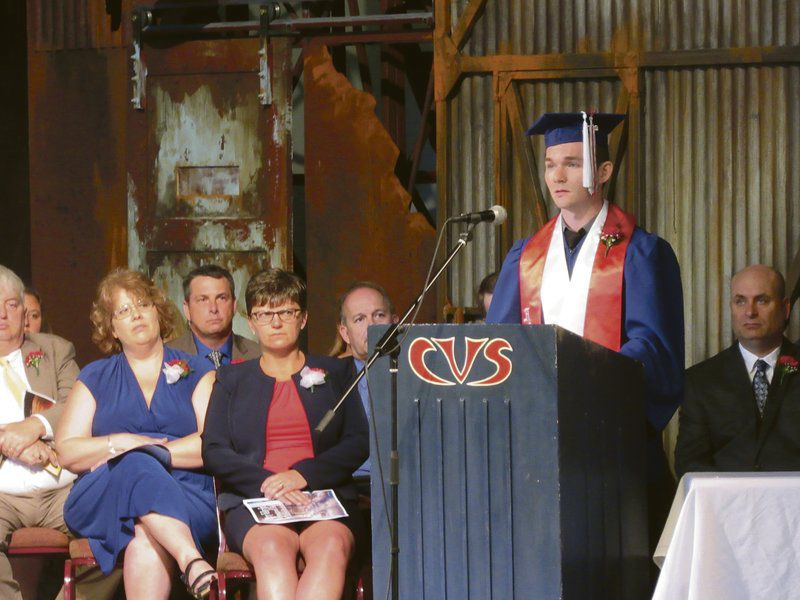 CV-S grads to become students of the world
