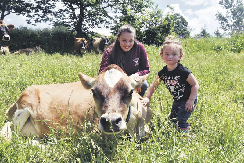 Local farms adjust, persevere in pandemic-roiled market