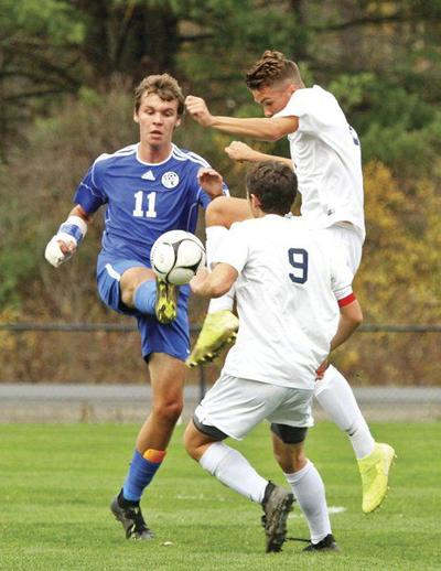 Oram leads CV-S past SK; Patriots advance to section final
