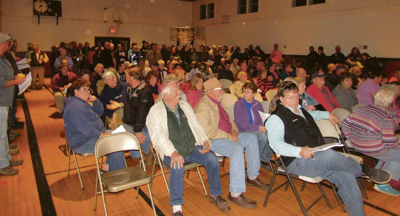 Hartwick residents speak out against property law