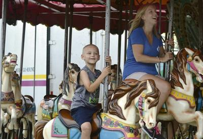 Otsego County fair eases sensory overload for a day