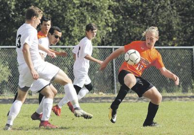 Sports Roundup: Coop boys tie Hamilton