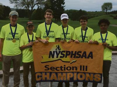Sports Roundup: Cooperstown wins section titles in golf, tennis