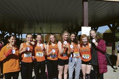 Sports Roundup: Coop girls win cross country division title