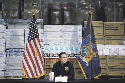 Cuomo extends New York shutdown until April 29