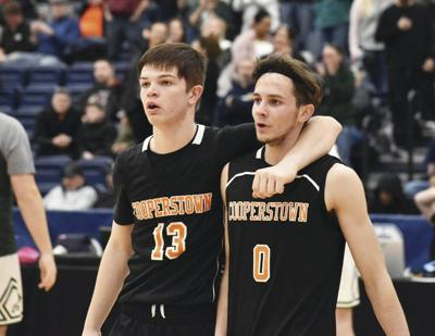 Foul trouble derails Cooperstown boys' bid for section repeat