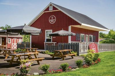 Cooper Barn replaces the Penguin