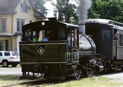 Railroad's 150th anniversary celebrated in Milford