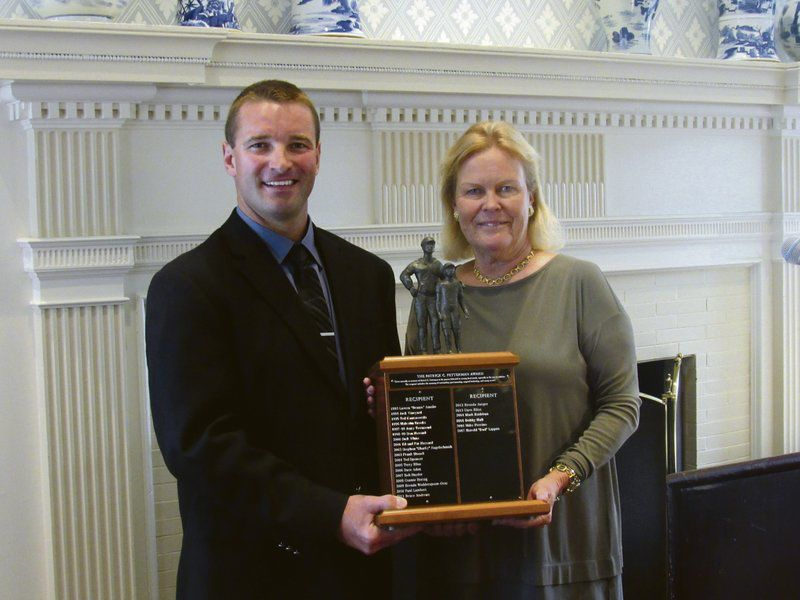 CCS grad, teacher Lippitt gets Fetterman Award
