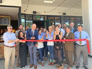 Ribbon Cutting Ceremony At The Henry ...