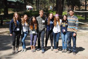CHS Juniors Attend Leadership Conference