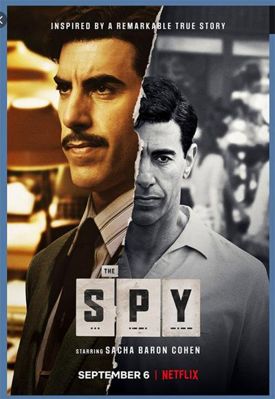 "From CIFF: ""The Spy"""