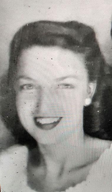 Mary Elizabeth Mackie
