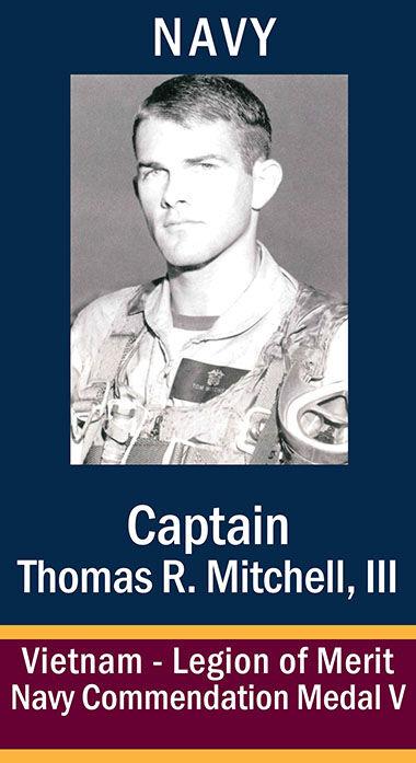 Capt. Thomas R. Mitchell, III, USN