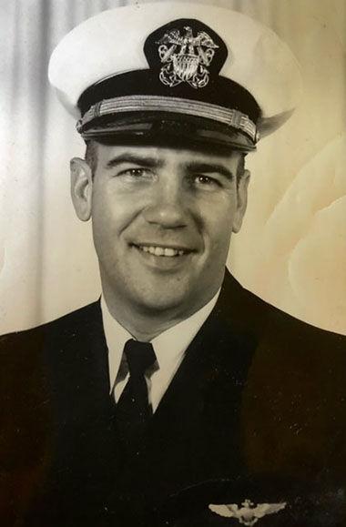 Capt. John D. Larison Jr, USN (Ret.)
