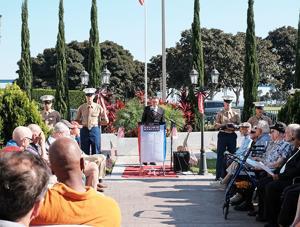 Honoring Coronado Veterans ...