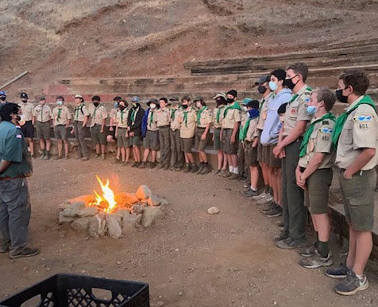Boy Scout Troop 801 ...