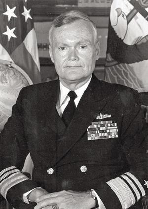 "Vice Admiral William ""Scot"" McCauley (Ret.)"