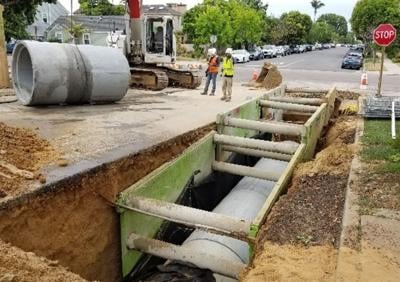Third, Fourth, & I Avenue Storm Drain Project ...