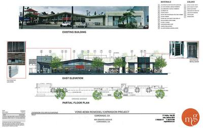 Vons Grocery Store Expansion ...