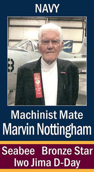 Machinist's Mate Marvin Nottingham