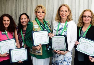Coronado Volunteers Honored ...