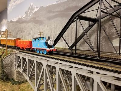 San Diego Model Railroad Museum ...