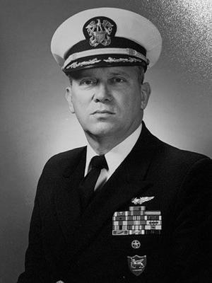 Capt. Henry Grady Perkins, Jr. USN (ret.)