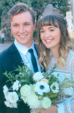 Wedding Announcement - Coronado Eagle &