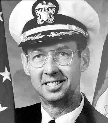 Capt. Robert R. Williams, III, USN (Retired)