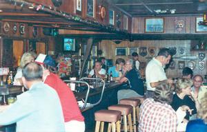 <p>Secret Harbor was a Navy bar which was later transformed into Primavera Ristorante.</p>