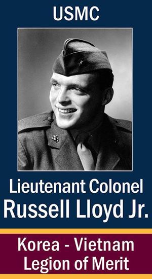 Lt. Col. Russell Lloyd Jr., USMC