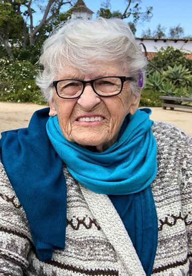Joyce Evelyn Schall