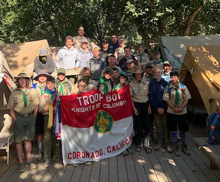 Coronado Boy Scouts ...