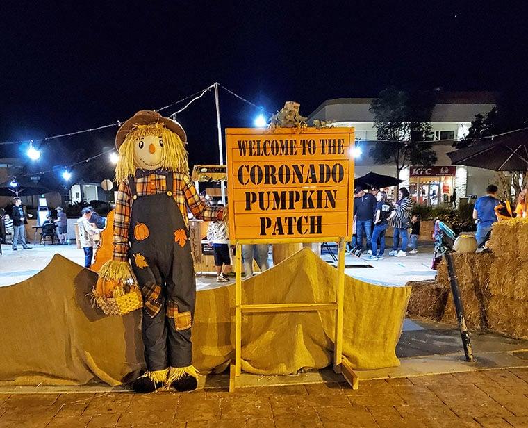 Coronado Island Halloween 2020 The Coronado Pumpkin Patch Brings A Touch Of Halloween To Town