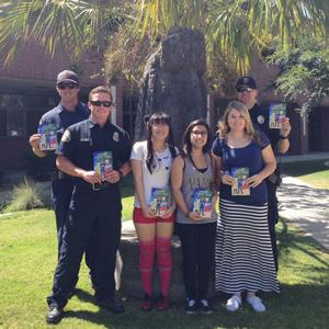 Graphic Design Students Promote Summer Safety