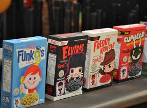 Funko Cereal In Your Collectible Stores ...