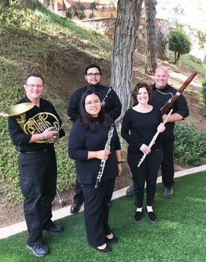 Left Coast Quintet