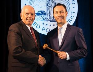 Port Chairman Garry Bonelli Sworn In ...