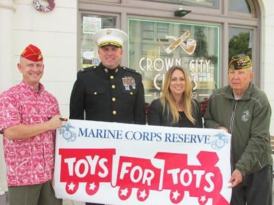 Toys For Tots ...