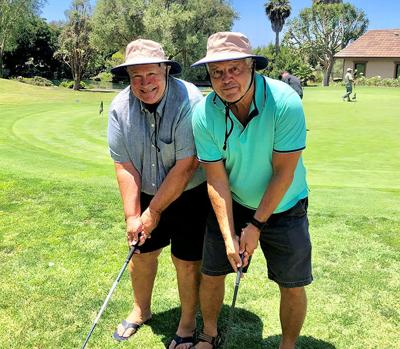 Fore! Sixty ...