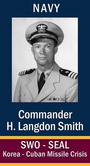 Commander Henry Langdon Smith, USN