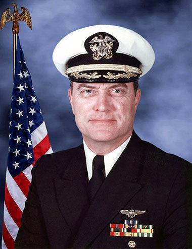 Capt. Jimmie Lynn Rough, USN Ret.