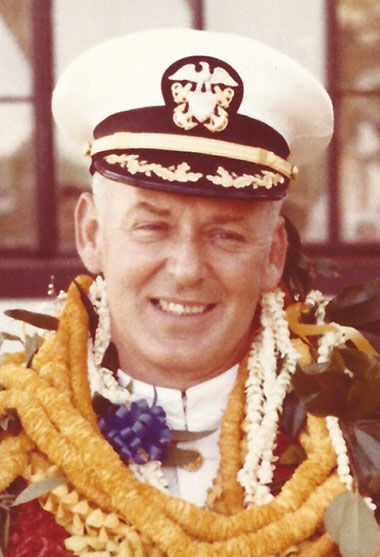 Capt. Paul O'Connor, USN (Ret.)