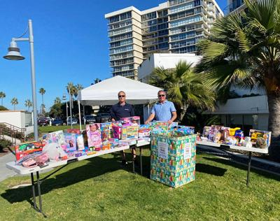 Toys For Tots Drive ...