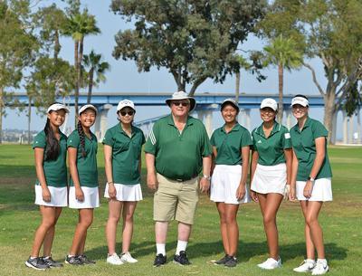 2021 Coronado Girls Golf Team ...